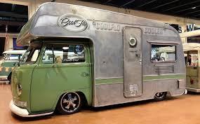 Motorhome Custom Interiors Top 23 Weirdest Volkswagen Campers You U0027re Never Going To Believe