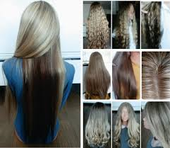 brown with blonde highlights lowlights 2017