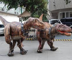 velociraptor costume diy animatronic dinosaur costume only dinosaurs science
