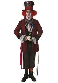 men u0027s authentic mad hatter costume mad hatter costumes costumes