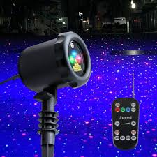 Laser Projector Christmas Lights by Laser Christmas Light Stars Projector Red Green Landscape