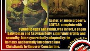 the pagan origin of easter debbie c pulse linkedin