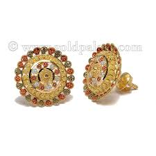gold earings gold earrings 22 k