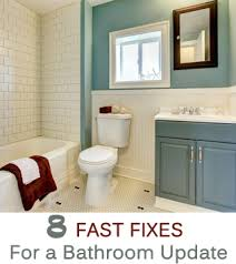 bathroom update ideas bathroom designs wonderful bathroom upgrade ideas 7 5 ways to update