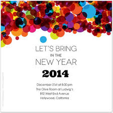 happy new year invitation our favorite new year s invitations time for a gathering