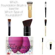 what type of makeup brush for liquid foundation makeup vidalondon