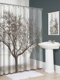 nature themed shower curtains shower