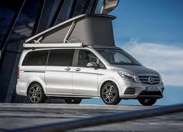 luxury minivan mercedes mercedes benz v class marco polo 2017 buying and selling