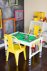 diy lego table ikea hack erin spain