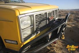 jeep jimmy this homegrown 1973 gmc jimmy is one sweet ride off road xtreme
