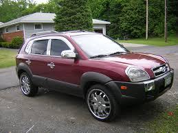 hyundai tucson 2006 tire size tcee170 2006 hyundai tucson specs photos modification info at