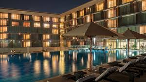 luxury 5 star hotel in accra kempinski hotel gold coast city