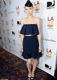 Picture Of Rooney Mara As With The Style Rooney Mara Wears