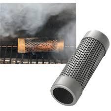 a maze n wood pellet grill tube smoker walmart com