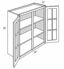 glass mullion kitchen cabinet doors gw3636 wall cabinet with mullion glass doors trenton