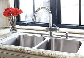 kitchen sink and faucet combo home kitchen sinks home depot moen kitchen sink faucets 8libre