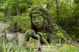 Atlanta Botanical Gardens Membership Picture Of The Day The Earth Goddess Twistedsifter