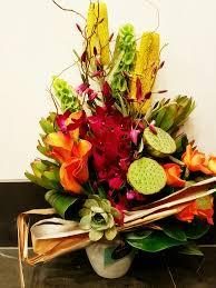 Home Decor Silk Flower Arrangements Lotus Flower Arrangements Buy Lifelike Lotus Blossom Lily Pad Silk