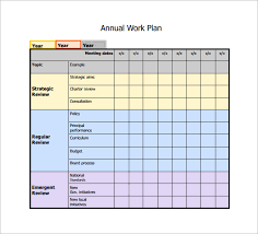 Project Work Plan Template Excel Plan Templates In Excel Weekly Sales Plan Format Template