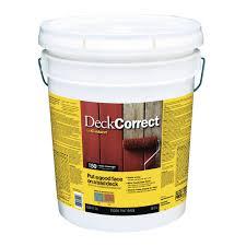 cabot 5 gallon deck correct 05 25200 specialty paints ace