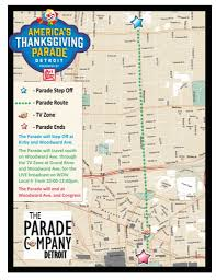 2017 america s thanksgiving parade in detroit what you need