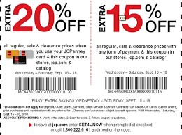 jcpenney archives coupons for your family