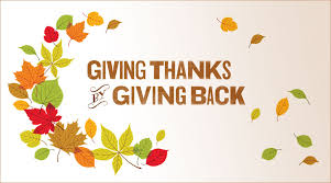 marin gives back wishes you a happy thanksgiving marketing