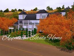 the sims 3 u0027 appaloosa plains estate home tour youtube