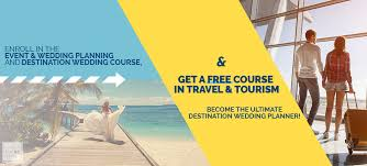 How To Become A Wedding Planner For Free Spring Break Promotion Qc Event