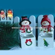 Christmas Decorations Wholesale From China by Wholesale Christmas Decorations Hand Painted Polyresin Snowman