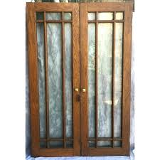 Arts And Crafts Cabinet Doors Baker Cabinet Doors Antique Pair Of Oak Arts Crafts Cabinet Doors