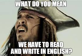 What Does Meme Mean In English - confused dafuq jack sparrow what imgflip