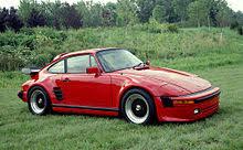 1987 porsche 911 slant nose porsche 930