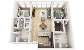 Arlington House Floor Plan by 3dplans Com