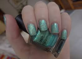 deborah lippmann mermaid u0027s dream nail polish review through the