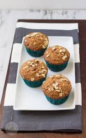 super moist and healthy carrot cake muffins little spice jar