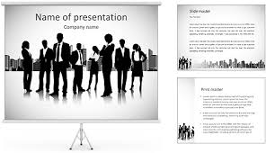 orientation powerpoint presentation template 25 business report