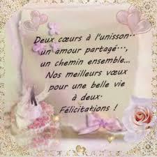 poeme felicitation mariage felicitations