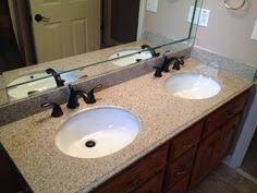 double sink granite vanity top shop allen roth eastcott auburn undermount double sink bathroom