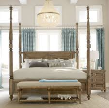 4 Poster Bed Frames Bay Isle Home Akrotiri Four Poster Bed Reviews Wayfair