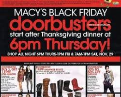 macy s black friday 2017 deals sales ads