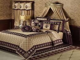 Jack Skellington Comforter Set Monochromatic Brown Bedroom Interior Set In Luxury Style With Jack