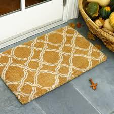 designer door mat 13 fabulous designer doormats hgtv designer