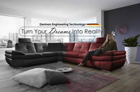German Leather Sofas Exciting Living Room Furniture Germany Gallery Ideas House