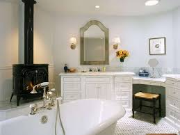 Simple Fireplace Designs by Bathroom Simple Fireplace In Bathroom With White Wall And Chic