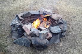Lava Rocks For Fire Pit by Fire Pit Rocks Lava Rock Design Ideas Home Fireplaces Firepits