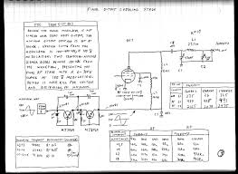 wades audio and tube page my wiring diagram components