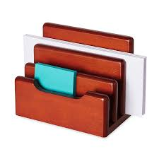 Desk Organizer Sorter by Amazon Com Rolodex 23420 Wood Tones Desktop Sorter Mahogany