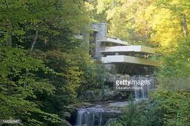 fallingwater house stock photos and pictures getty images