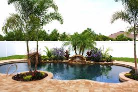 pool landscape small yard home pinterest yards landscaping